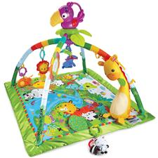 Fisher-Price Rainforest Melodies & Lights Deluxe Gym