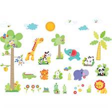 Fisher-Price Rainforest - Nursery Décor Kit