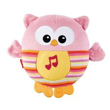 Fisher-Price Soothe & Glow Owl Pink
