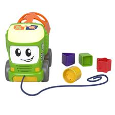 Fisher-Price Sort and Spill Learning Truck