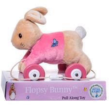 Flopsy Rabbit Pull Along