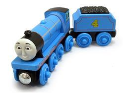 Gordon Large Wooden Railway Engine