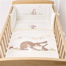 Guess How Much I Love You 4 Piece Cot Bedding Set