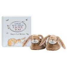 Guess How Much I Love You First Booties Set