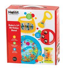Halilit Baby's First Birthday Set