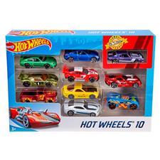 Hot Wheels Cars 10Pk
