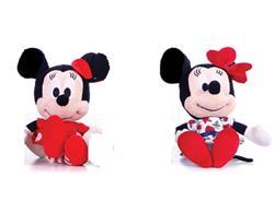 I Love Minnie Manhattan Soft Toy 8