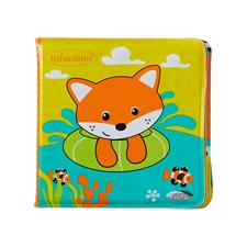 Infantino Bath Book with Roto Squirter