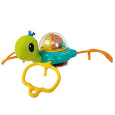 Infantino Go Gaga Suction Cup Link & Spin Turtle