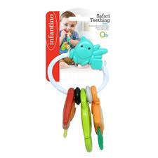 Infantino Safari Teething Pals