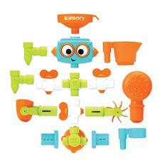 Infantino Sensory Plug & Play Plumber Set
