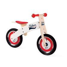 Janod Bikloon Red/White Balance Bike