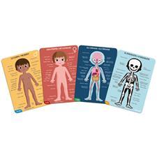 Janod Educational Puzzle Human Body