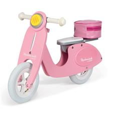 Janod Mademoiselle Pink Scooter