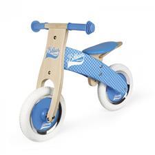 Janod My First Blue Little Bikloon Balance Bike