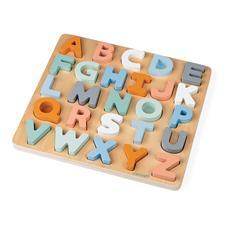 Janod Sweet Cocoon Alphabet Puzzle