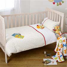 Jolly Jamboree Toddler Duvet Set
