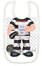 Just Add a Kid 'Most Wanted' Bib