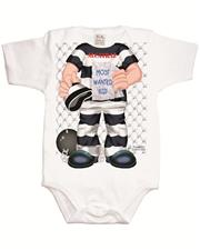 Just Add a Kid 'Most Wanted' Bodysuit - 0-6mths
