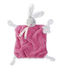 Kaloo Plume Doudou Rabbit Raspberry 20cm