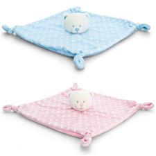 Keel Toys Baby Bear Comfort Blanket 25cm