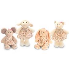 Keel Toys Belle Rose Dressed Characters 15cm