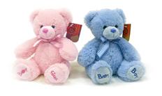 Keel Toys Bobby Teddy Bear 18cm
