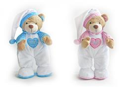 Keel Toys Goodnight Bear Large 25cm