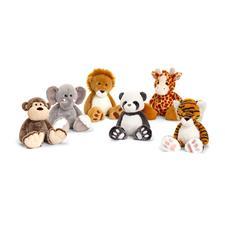 Keel Toys Love to Hug Wild Assortment 18cm