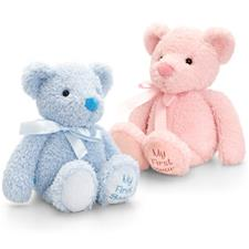 Keel Toys 'My First Bear' Asst 20cm