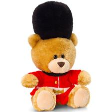 Keel Toys Pippin Guardsman Bear 14cm