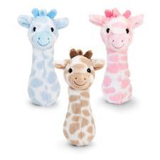 Keel Toys Snuggle Giraffe Rattle