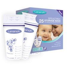 Lansinoh Milk Storage Bags 25Pk