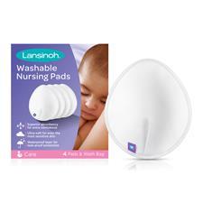 Lansinoh Washable Nursing Pads 4Pk