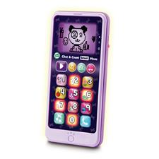 Leap Frog Chat & Count Smart Phone Violet Refresh