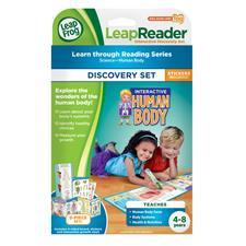 Leap Frog LeapReader Human Body Chart