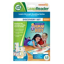 Leap Frog LeapReader Human Body Chart
