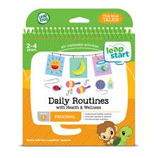 Leap Frog LeapStart Daily Routines Activity Book