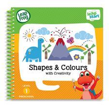 Leap Frog LeapStart Shapes & Colours Activity Book