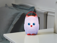 Lindam Night Light Owl 'Light My Way'