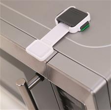 Lindam Xtra Guard Dual Locking Appliance Latch