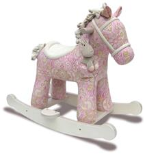 Little Bird Told Me Pixie and Fluff Rocking Horse 9m+
