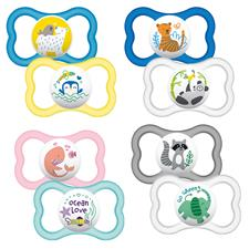 MAM Air Soother 12m+ 2Pk