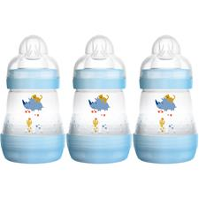 MAM Easy Start Anti-Colic Bottle Blue 160ml 3Pk