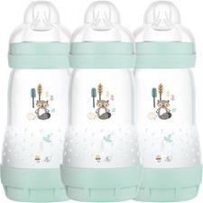 MAM Easy Start Anti-Colic Bottle Blue 260ml 3Pk