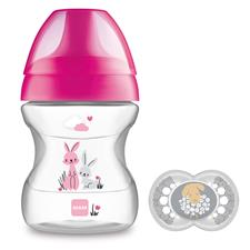 MAM Learn to Drink Cup Pink 190ml