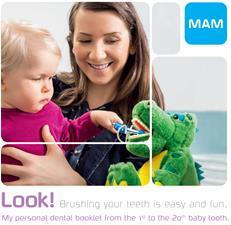 MAM Oral Care Booklet