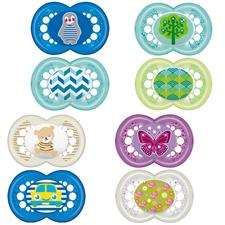 MAM Original Soother 12m+ 2Pk