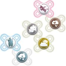 MAM Perfect Soother 0-2m 2Pk