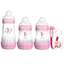 MAM Welcome to the World Set Pink
